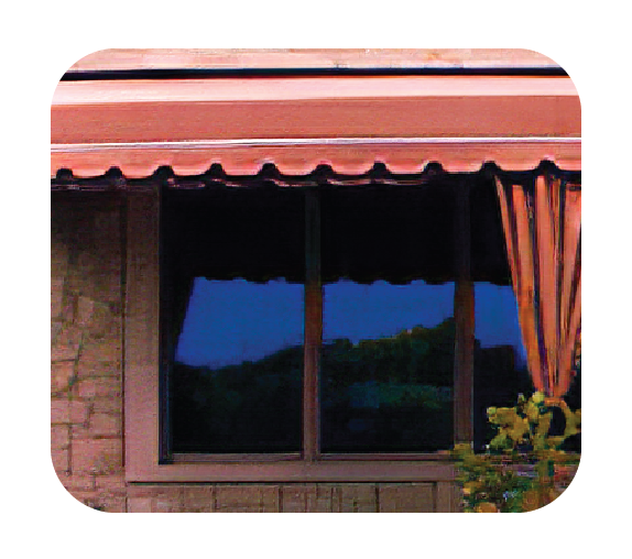 windows by accurate awning